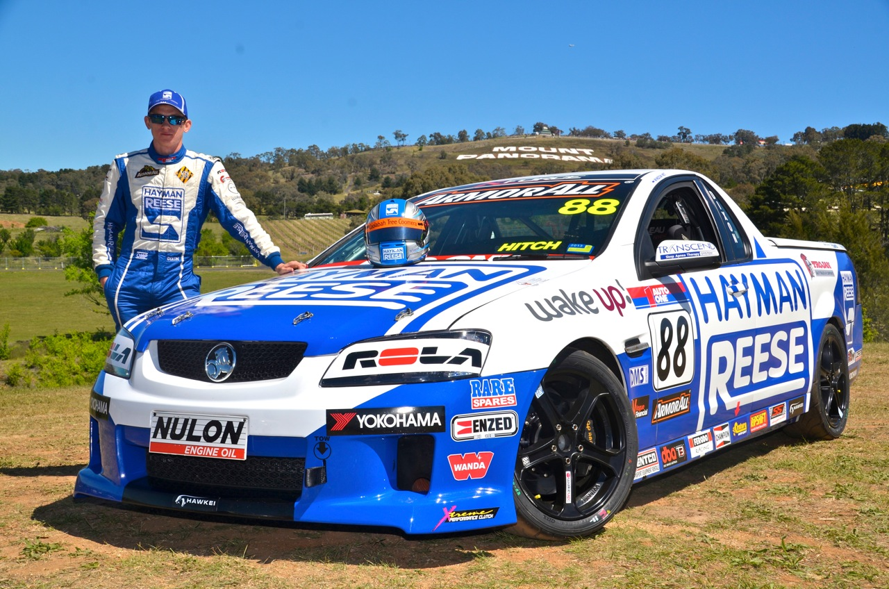 Hayman Reese Continues Jesse Dixon Sponsorship For The Ute