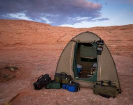The C&mor Bow Tent is a class above anything else in the market and we (and our guests) look forward to enjoying them for decades to come. & Trek Larapinta choose Diamantina Canvas Tents for Central ...