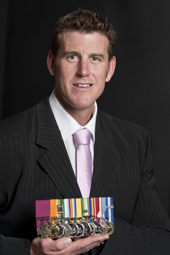 Ben Roberts-Smith - Head Shot With Medals2