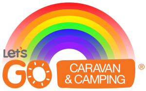 Gay Nomads Rainbow Logo