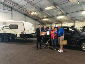 Caravanning QLD 1000th inspection