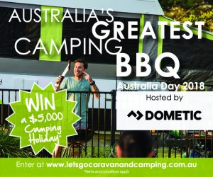 Australa's Greatest camping BBQ